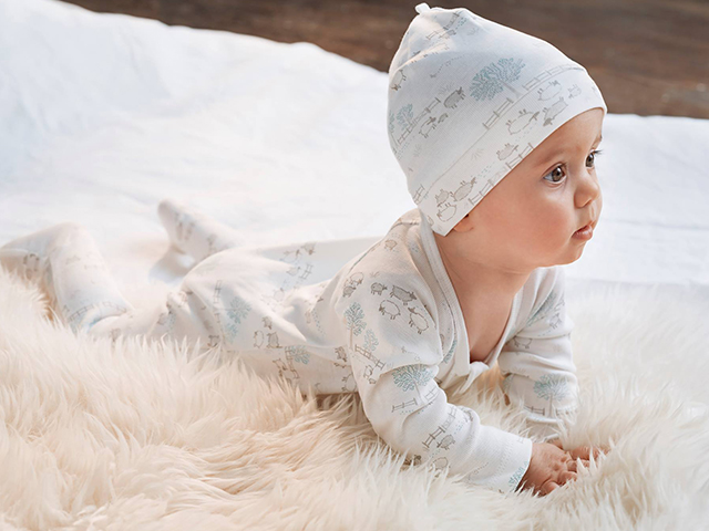 Cover Image of Purebaby