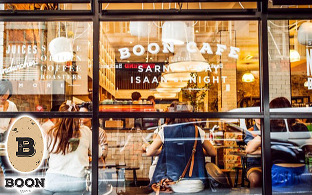 Cover Image of Boon Cafe