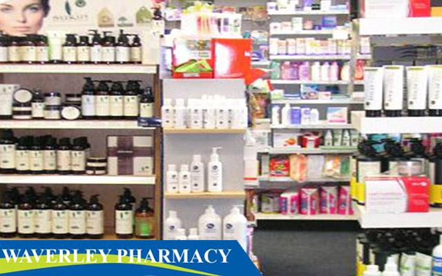 Cover Image of Waverley Pharmacy