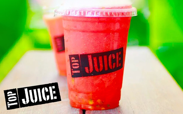 Cover Image of Top Juice