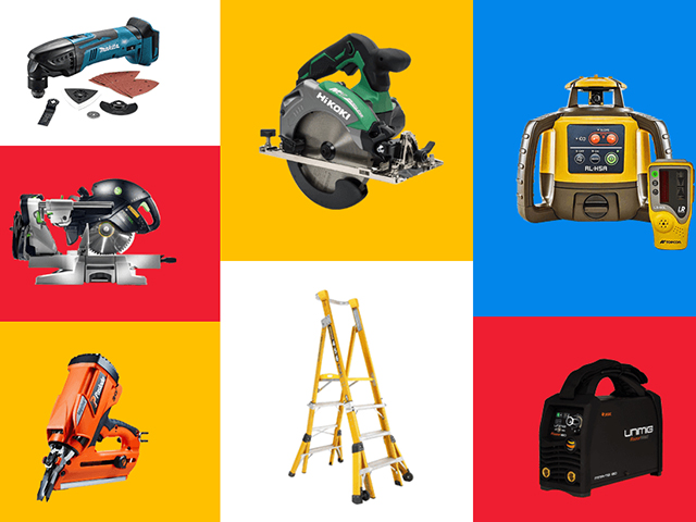 Cover Image of Tools Warehouse