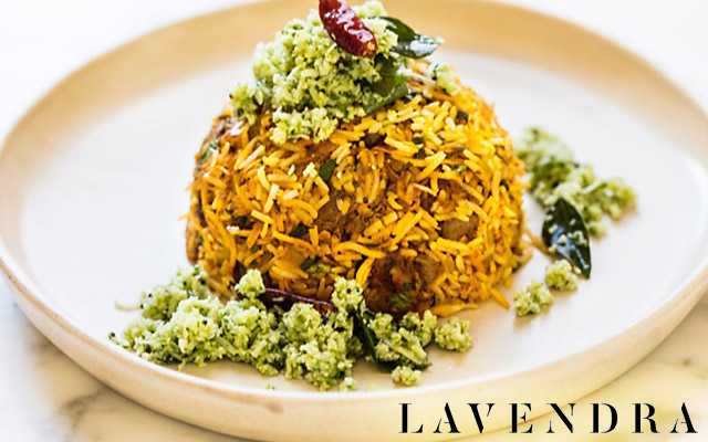 Cover Image of Lavendra