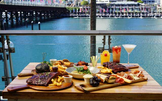 Cover Image of Harbour Bar & Kitchen
