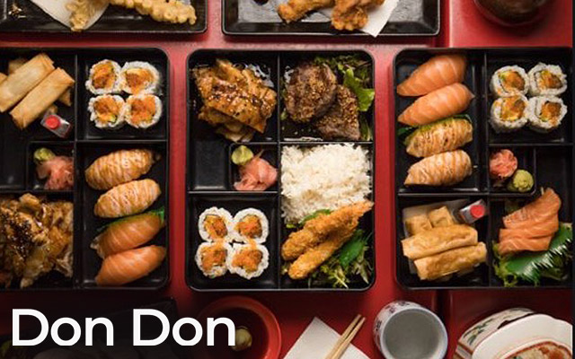 Cover Image of Don Don