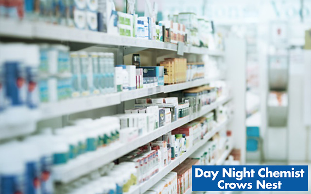 Cover Image of Day Night Chemist Crows Nest