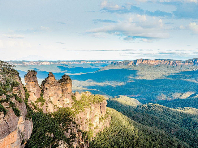 Cover Image of Blue Mountains All Inclusive Day Tour from Sydney