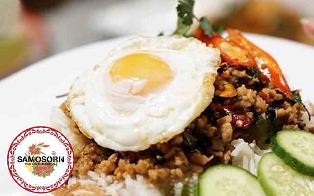 Cover Image of Samosorn - Thai