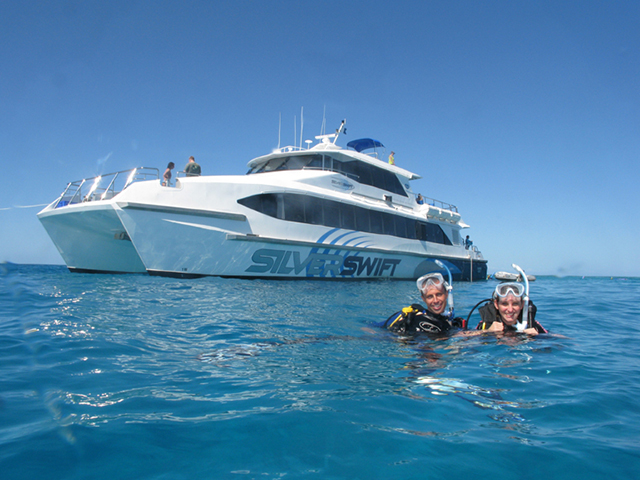 Cover Image of Great Barrier Reef Dive & Snorkel Adventure