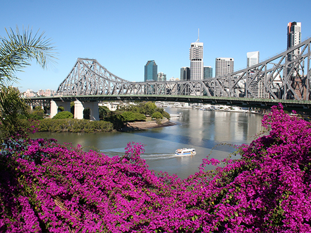 Cover Image of Story Bridge Climb