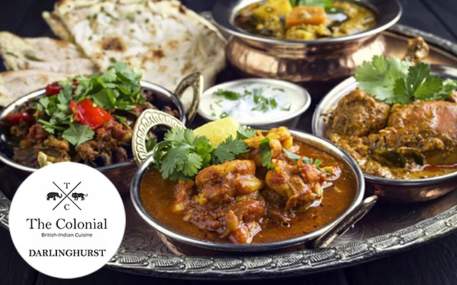 Cover Image of The Colonial British Indian Restaurant